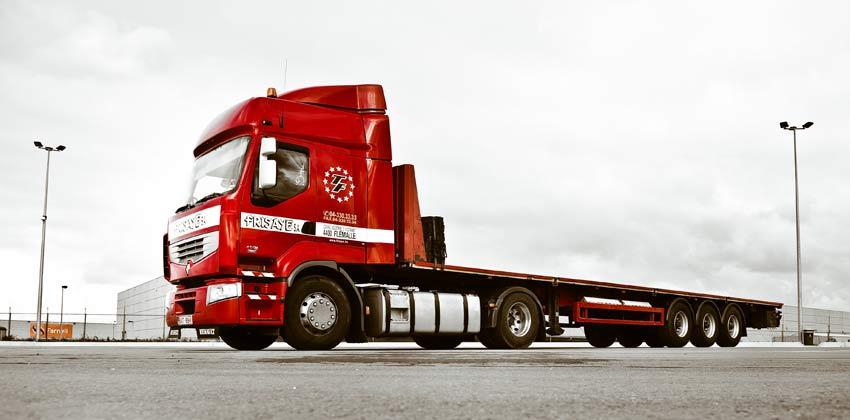 camion Frisaye SA